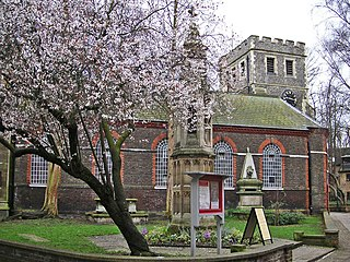St Mary Magdalene, Richmond Church in England