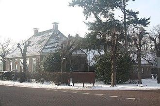 De Groene Lantaarn - Image: Rijksmonument 41107 De Groene Lantaarn 1