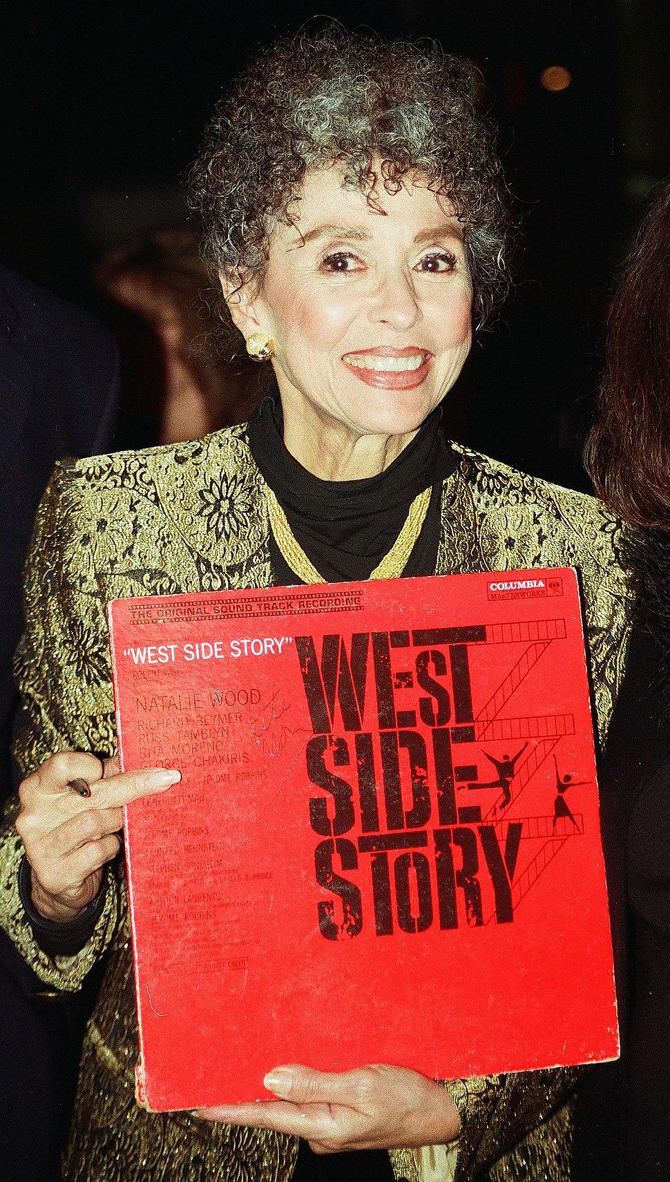 Rita Moreno 2000