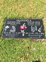 ritchie valens house he bought mom