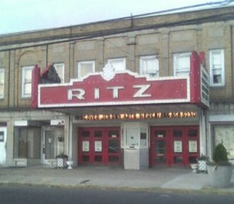 National Register of Historic Places listings in New Jersey - Ritz Theatre, Camden County