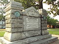 River Raisin Massacre monument.jpg