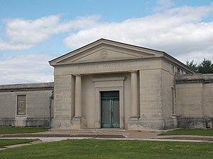 Riverside Cemetery (Moline, Illinois) - Riverside Mausoleum