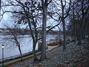 Riverwalk Augusta - Lower level of Riverwalk Augusta