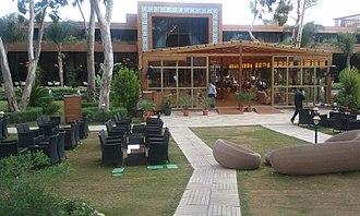 Rixos Hotels - The Rixos Al Nasr in Tripoli, Libya (2010)