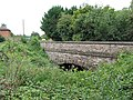 Road bridge over the dismantled railway - geograph.org.uk - 530451.jpg
