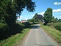 Road to Wrickton Manor Farm - geograph.org.uk - 512551.jpg