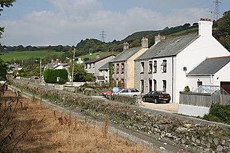 Treverbyn - Houses at Ruddlemoor