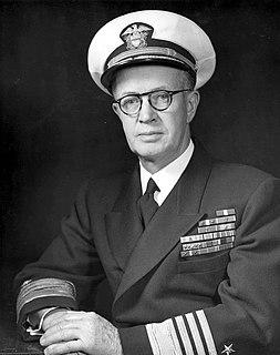 Robert Carney American admiral