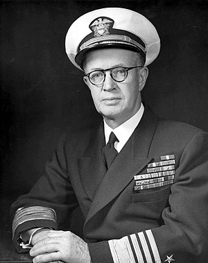 Exercise Grand Slam - Admiral Robert B. Carney, USN - NATO CINCSOUTH (1951–1953)