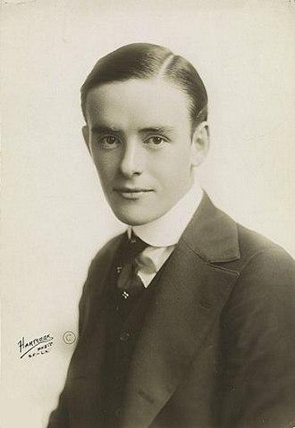 Robert Harron - Harron in 1918