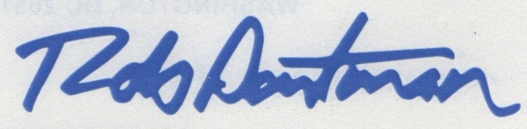 Rob Portman's signature