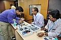 Robot Building Session - Workshop on Organising Indian and World Robot Olympiad - NCSM - Kolkata 2016-03-08 2364.JPG