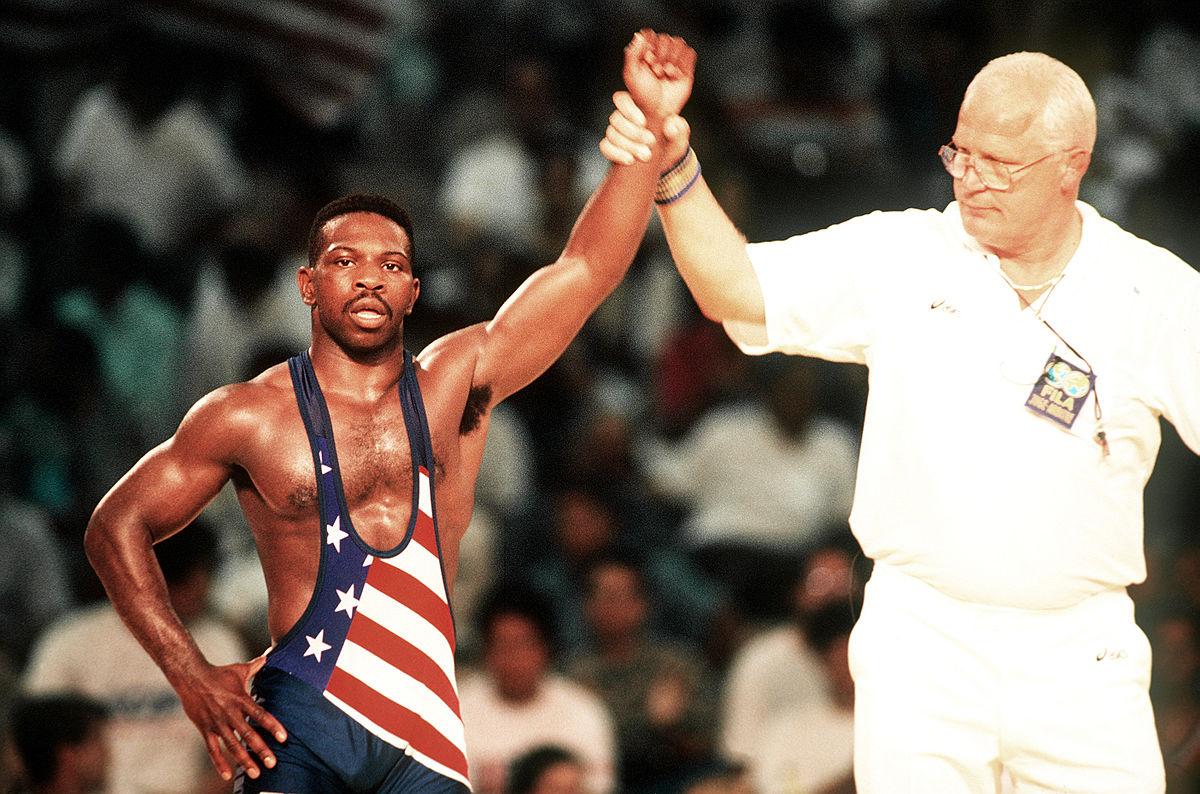 Rodney Smith (wrestler) - Wikipedia