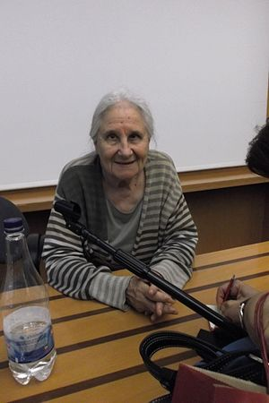 Laura Balbo - Laura Balbo at International Women's House, Rome in 2016