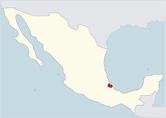 Roman Catholic Archdiocese of Xalapa - Image: Roman Catholic Diocese of Xalapa in Mexico