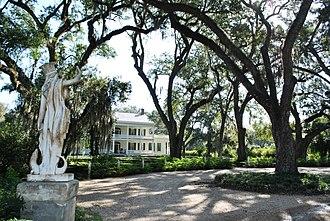 West Feliciana Parish, Louisiana - Image: Rosedown Plantation 268