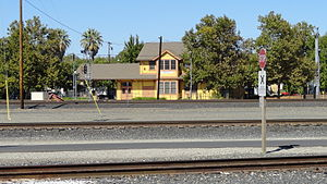 Roseville, California - Amtrak station.jpg