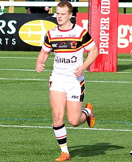 Ross Oakes English rugby league footballer