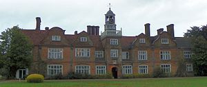 Rothamsted Manor - The manor house