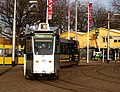 Rotterdam tram RET 717 pic2 Type ZGT-6 made by Düwag Düsseldorf.JPG
