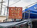 Rotulo de cruce de via ferrea en Ilopango, El Salvador.jpg