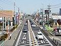Route 1 in Kanie town, Aichi pref.jpg