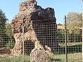 Rovine e reperti archeologici di Villa Gordiani 09.JPG