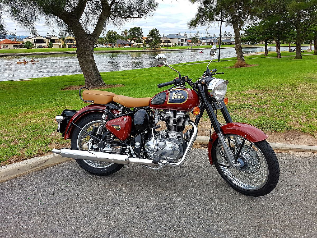 Royal Enfield Classic Wikipedia