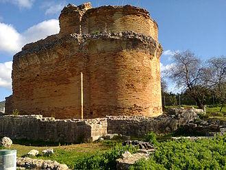 Roman Ruins of Milreu - Image: Ruínasromanasmilreu