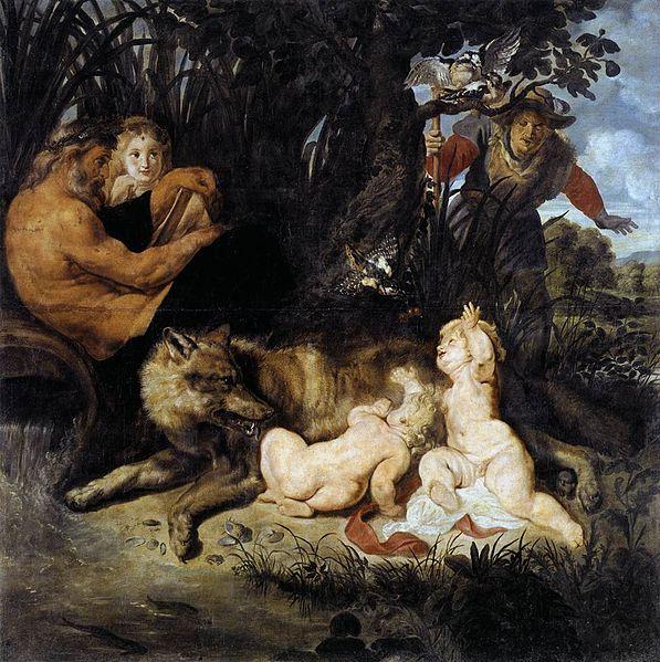 Ròmul i Rem