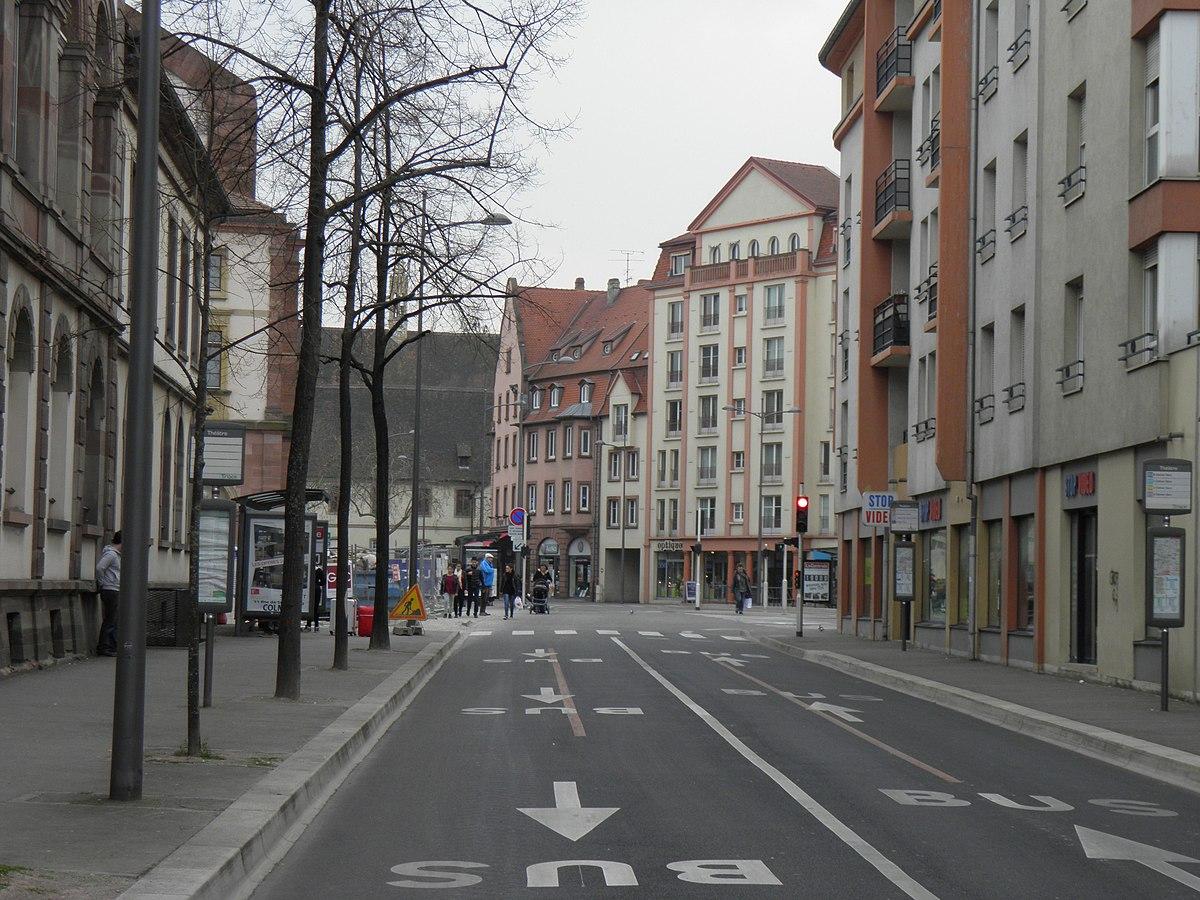 Origine Du Nom De La Ville De Colmar