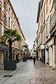 Rue de la Resistance in Montauban.jpg