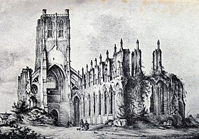 Image illustrative de l'article Abbaye Saint-Bertin de Saint-Omer
