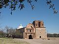 Ruins of the Franciscan church at Mission San José de Tumacácori (6127308275).jpg