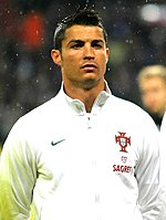 list of international goals scored by cristiano ronaldo