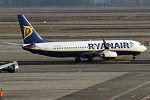 Ryanair, EI-ENX, Boeing 737-8AS (24152670433).jpg