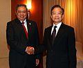 SBY dan Wen Jiabao 18-11-2013.jpg