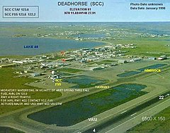 Deadhorse AirportPort lotniczy Deadhorse