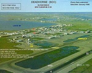 Deadhorse Airport - Image: SCC b