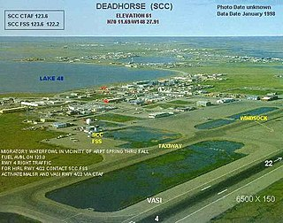 Deadhorse Airport airport in Alaska
