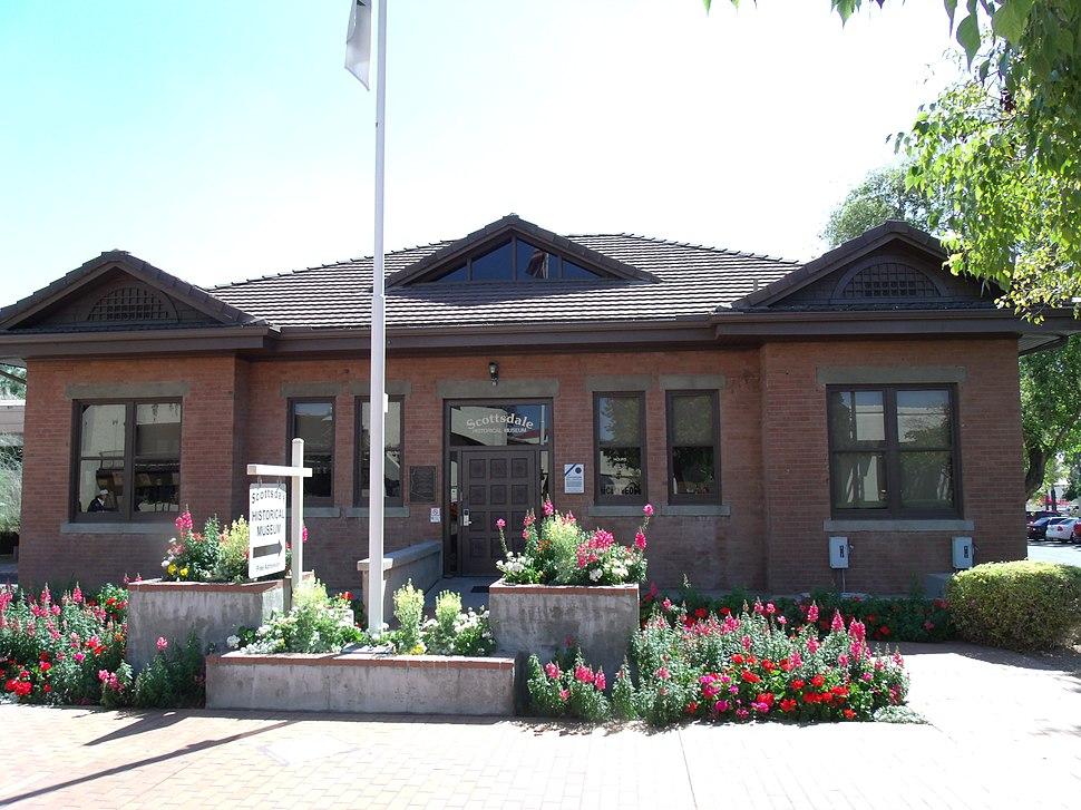 SD-Scottsdale Grammar school 1909
