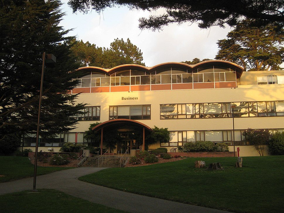 SFSU Business Building