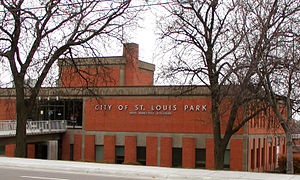 St. Louis Park, Minnesota - Saint Louis Park City Hall