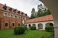 SM Kazimierz Biskupi Klasztor Bernardynów - krużganki (4) ID 651784.jpg