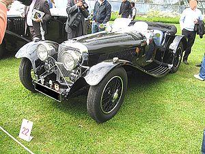 SS Cars Ltd - SS 90 Concorso d'Eleganza Villa d'Este 2008