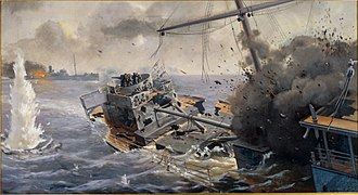 Action of 10 March 1917 - The sinking of SS Otaki by SMS Möwe