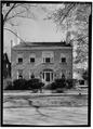 STREET FRONT - John Gridley House, 205 East Seneca Turnpike, Syracuse, Onondaga County, NY HABS NY,34-SYRA,4-10.tif