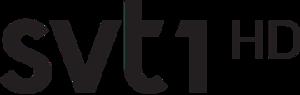 SVT HD - Logo used for SVT1 HD