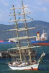 SY Fryderyk Chopin in Gibraltar Harbour.jpg